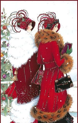 Red  the color of Christmas – SIMONA CARIGNANO • Style Coach 5762c2ccfce